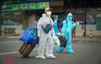 6000 người dân Phú Yên sẽ lần lượt được về quê
