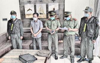 Bắt tạm giam Chánh văn phòng Cảng hàng không quốc tế Phú Bài