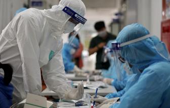 Ngày 27/7, Việt Nam có 7.913 ca mắc COVID-19, TPHCM dẫn đầu với 6.318 ca