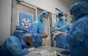 Hà Nội ghi nhận 21 ca dương tính, có ổ dịch tại Bệnh viện Phổi Hà Nội