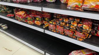 """Nhiều loại mì, bún, phở bị """"đứt"""" hàng"""