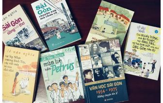 Sài Gòn dưới ngòi bút của nhà văn Lê Văn Nghĩa