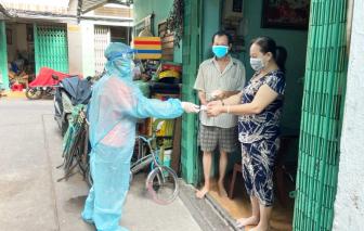 Nỗ lực phục vụ dân trong đại dịch COVID-19: Không để người dân đợi chờ