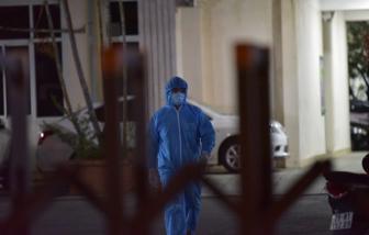 Phong toả Bệnh viện Phổi Hà Nội trong đêm do phát hiện 14 ca dương tính SARS-CoV-2