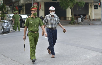 Truy tìm tài khoản đăng thông tin Hà Nội có 3.000 chốt kiểm soát