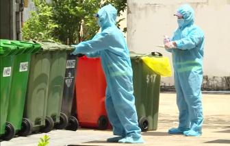 Xử lý rác thải trong dịch: Bài toán khó khăn