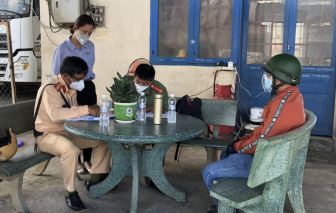 Bình Phước: 2 trường hợp trốn chốt kiểm soát dịch bị xử phạt 15 triệu đồng