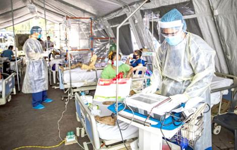 Tình trạng nhân viên y tế di cư gây khó cho nước nghèo