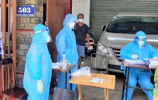 Sáng 27/7: TPHCM có 1.849 ca nhiễm COVID-19