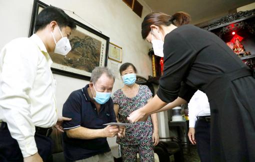 Tổ ấm hàng ngàn lao động TPHCM thêm vững chãi giữa đại dịch