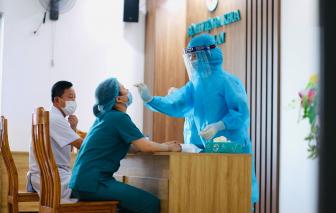 3 nhân viên y tế ở Nghệ An, Quảng Ngãi dương tính với SARS-CoV-2