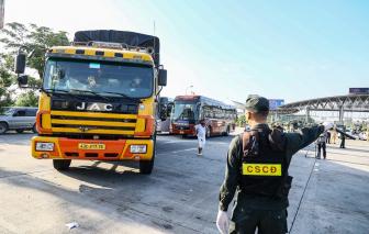 Bộ Giao thông Vận tải đề nghị không kiểm tra phương tiện được cấp QR Code