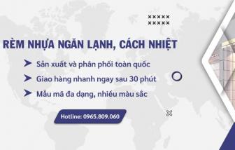 GIAHUNGPRO - Đơn vị cung cấp rèm nhựa PVC và màng nhựa PVC chính hãng