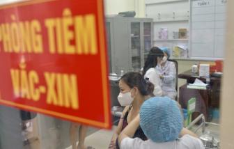 Hà Nội bắt đầu đợt tiêm thí điểm vắc xin COVID-19 cho người dân