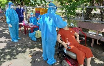 Sáng 28/7: TPHCM có 2.115 người nhiễm COVID-19