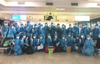 150 y, bác sĩ Trung ương lên đường hỗ trợ TPHCM chống dịch