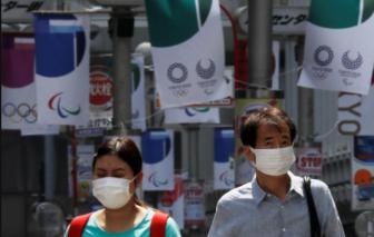 Nhật: Tokyo có 2.800 ca nhiễm COVID-19 mới trong 1 ngày giữa mùa Thế vận hội