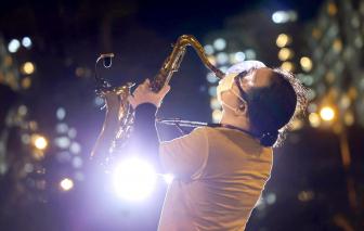 Saxophone Trần Mạnh Tuấn và buổi biểu diễn đặc biệt