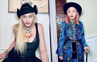 Thói quen dưỡng da giúp Madonna trẻ mãi không già