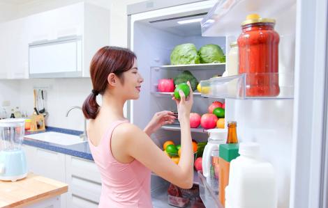 Tiết kiệm từ cái tủ lạnh