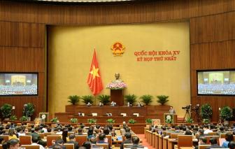 Bế mạc Kỳ họp thứ Nhất Quốc hội khóa XV
