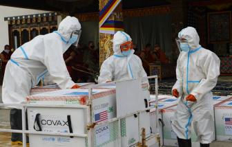 Bhutan tiêm chủng cho 90% người lớn chỉ trong 1 tuần