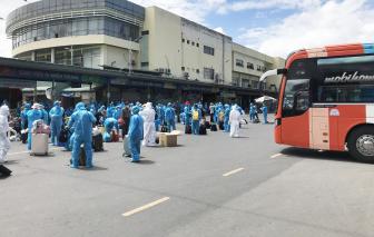 Quảng Ngãi chấn chỉnh khu cách ly tập trung, ngày mai đón 200 công dân từ TPHCM về