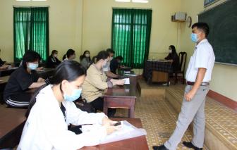 Đắk Lắk đề xuất xét đặc cách cho 26 thí sinh thi tốt nghiệp THPT đợt 2