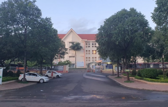 Đắk Lắk: Một bệnh viện phong tỏa 1 khoa, dừng tiếp nhận bệnh nhân vì liên quan ca dương tính