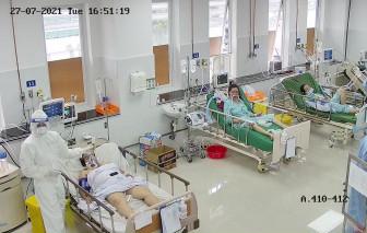 Đồng Nai lo số bệnh nhân COVID-19 vượt quá khả năng điều trị