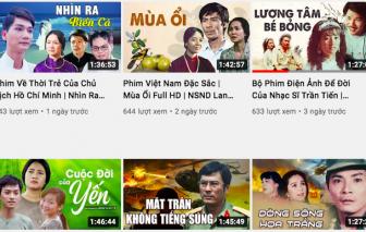 Xem miễn phí nhiều phim kinh điển Việt tại nhà