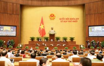 Quốc hội thông qua Nghị quyết vay nợ trong 5 năm tới hơn 3 triệu tỷ đồng