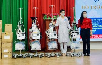 """Quỹ từ thiện Kim Oanh mang """"nhịp thở"""" đến bệnh nhân COVID-19"""