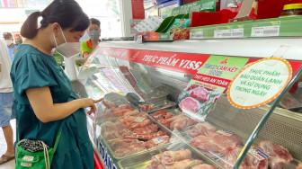 Thị trường thịt heo TPHCM không ảnh hưởng nhiều nếu Vissan ngừng hoạt động