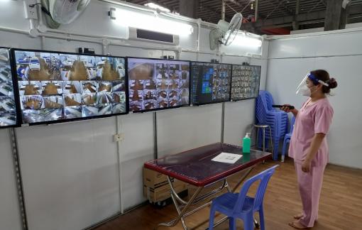 TPHCM: Bệnh viện dã chiến thứ 16 với 3.000 giường đi vào hoạt động