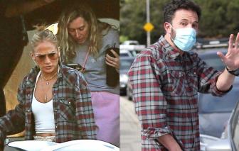 Jennifer Lopez mặc đồ của Ben Affleck hay chuyện các sao thúc đẩy thời trang phi giới tính