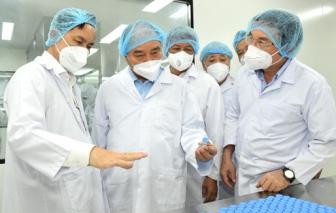 Chủ tịch nước Nguyễn Xuân Phúc: Vắc xin Việt Nam còn cần vươn ra toàn cầu
