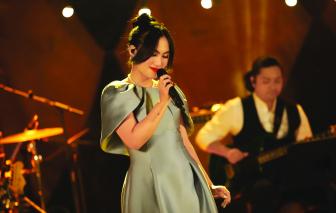Ca sĩ Nguyên Hà: Tốt nhất là bình yên như nước