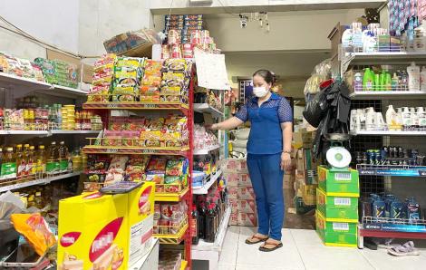 Cửa hàng liên kết của Hội LHPN - Saigon Co.op giúp phụ nữ nông thôn phát triển kinh doanh, việc làm