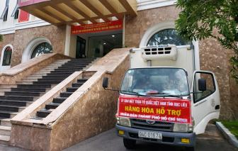 Bạc Liêu, Lâm Đồng hỗ trợ hải sản, nông sản cho TPHCM