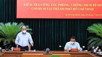 """Chủ tịch nước Nguyễn Xuân Phúc: """"Không để người dân gọi điện mà không có người trả lời"""""""