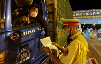Công an TPHCM sẽ xử phạt phương tiện đi đường không có đặc điểm nhận biết