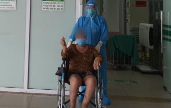 Cụ bà ở Nghệ An mắc COVID-19 có thể trạng béo phì, 8 ngày thở máy đã hồi phục ngoạn mục