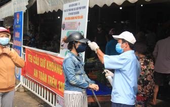 Đà Nẵng: 16 chợ có ca nhiễm, kích hoạt phòng chống dịch mức cao nhất