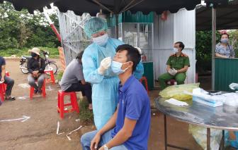 Đắk Lắk: 1 gia đình liên quan đến chùm ca bệnh nhà xe Tiến Oanh dương tính với SARS-CoV-2