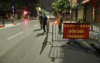 Hà Nội xử phạt 7 tỷ đồng trong gần 1 tuần thực hiện giãn cách