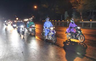 Hơn 800 công dân ở Đồng Nai được hộ tống về Đắk Lắk trong đêm