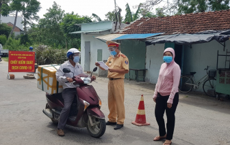 Phú Yên phạt 21 tháng tù giam hai đối tượng chống người làm công tác phòng chống dịch