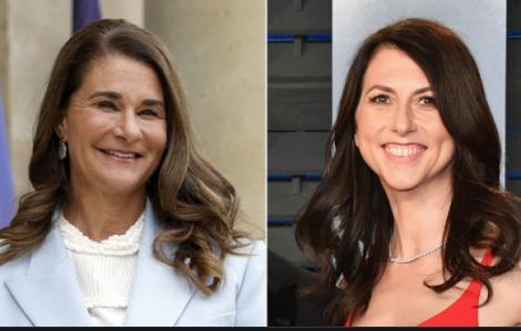 Melinda French Gates và McKenzie Scott lập quỹ thưởng 40 triệu USD cho các sáng kiến hỗ trợ phụ nữ