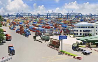 Cảng Cát Lái dừng tiếp nhận container vì quá đầy